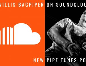 New Pipe Tunes on Soundcloud!