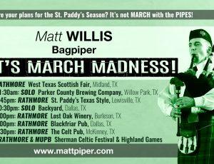 Matt's March Madness 2019!