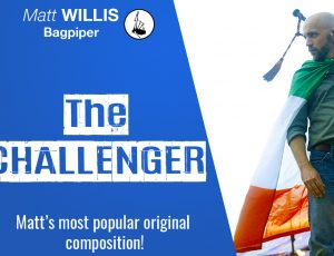 The Challenger – Original Matt Willis Composition